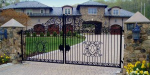 a access automation and gate iron gate 002