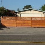 aaa gate installation san diego wood gates 001