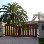 aaa gate installation san diego wood gates 002