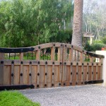 aaa gate installation san diego wood iron gates 002