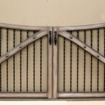 aaa gate installation san diego wood iron gates 004